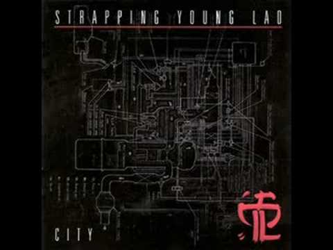 Strapping Young Lad - AAA (Studio)