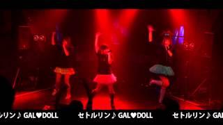 2012/11/28 渋谷GLAD [セトルリン] / GAL DOLL 11月28日に行われた...