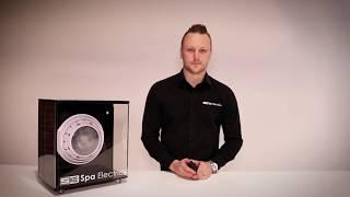 Spa Electrics Tutorial: Accessing MULTI PLUS setup mode