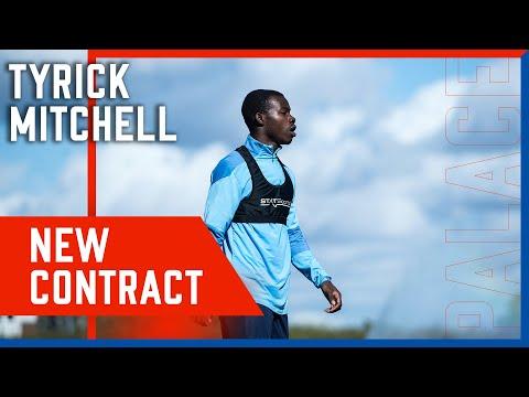 Tyrick Mitchell | New Contract