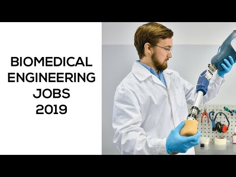 Biomedical Engineering Jobs (2019)  - Top 5 Places