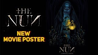 New Exclusive Horror Poster of The Nun Movie  II Knowledge Class