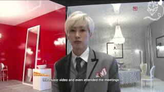 [JHH][Vietsub] Pop In Seoul - Super Junior This Is love Making Video