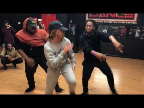 Walk It Out by DJ Unk | Chapkis Dance | Ysabelle Capitule