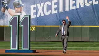 Phone interview with Hall of Famer Edgar Martinez