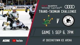 2018 Winter Games NZ | Australia v New Zealand - September 6