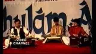 Ghulam Ali Sahab,Ghazal.Saaqi Sharaab La Ke Tabiat Udaas Hai..