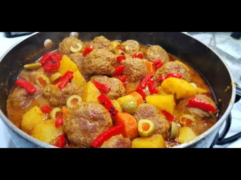How to make MeatBalls (Albondigas) easy recipe