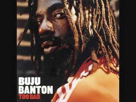 "Buju Banton ""Too Bad"""