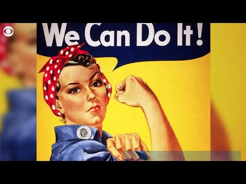 The original inspiration for 'Rosie the Riveter' dies at age 95