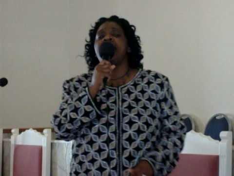 Evangelist Dana Thomas