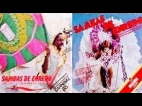 🎵 Grandes Sambas de Enredo Especial (Carnaval Rio 1985 - 1986) 🎵