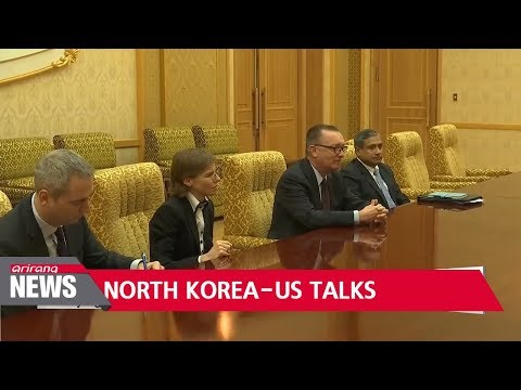 UN official meets with North Korean foreign minister in Pyongyang