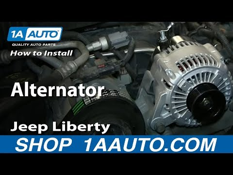New Alternator JEEP LIBERTY 3.7L V6 2003 2004 2005 2006 03 04 05 06