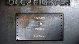 Deep Fighter PC game 2000