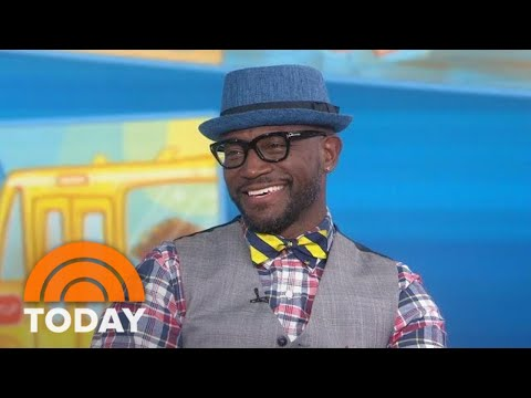 Taye Diggs Talks About 'All American' And New Children's Book ...