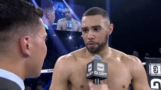 GLORY 65: Eyevan Danenberg Post-Fight Interview