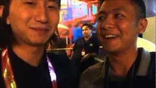 2012 VLOG#6: ATM ( Er Rak Error ) Press Screening Philippines.