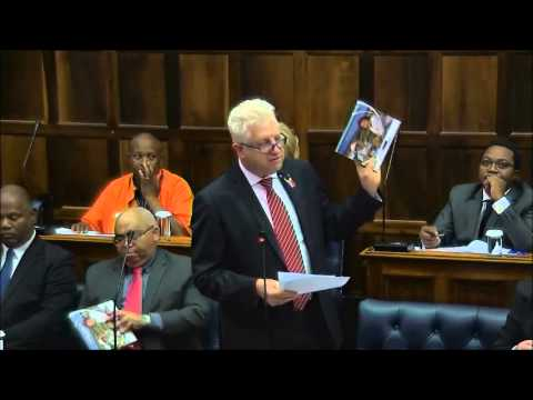 Western Cape Appropriation Bill Vote 11: Agriculture 30 March 2016