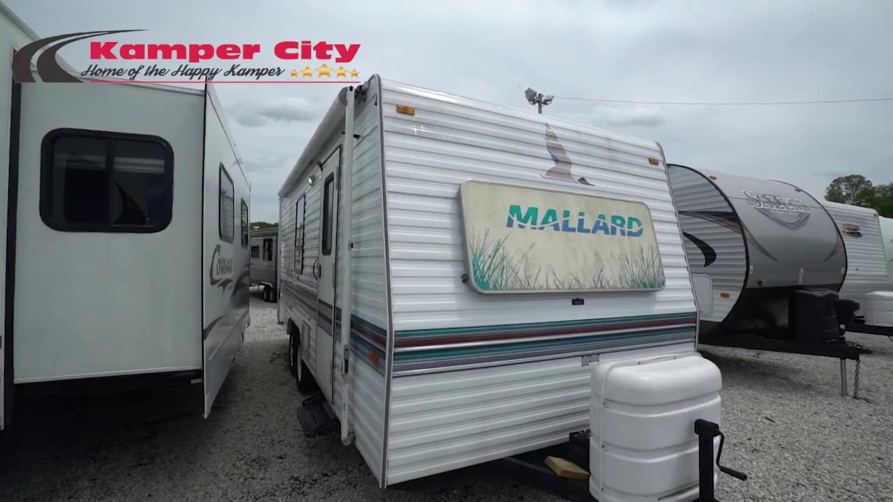 1996 fleetwood mallard 23p [ 1280 x 720 Pixel ]