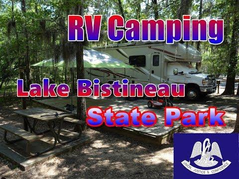Lake Bistineau State Park Louisiana | RV Camping In Louisiana