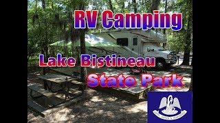 Lake Bistineau State Park Louisiana | RV Camping In Louisiana
