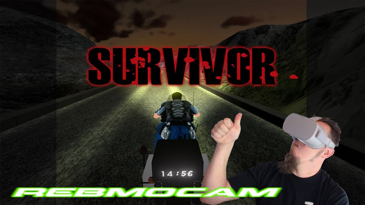 Oculus Go/Gear VR - Survivor: Experience - What about a finger?!?!