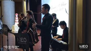 Neo Music Production - Male Pop/Jazz Vocal (Chinese) - Hong Kong Wedding Live Jazz Band