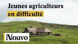 Le combat des jeunes agriculteurs