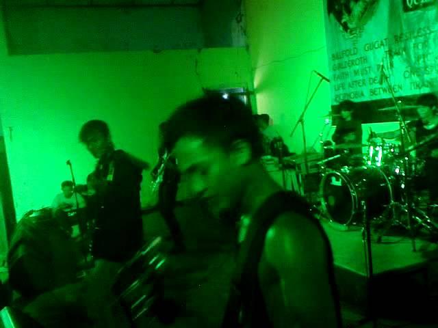 Tirani - Belenggu Jiwa (Live@Hellparty 2013)