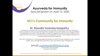 Community for Immunity | Ayurveda for Immunity Boost