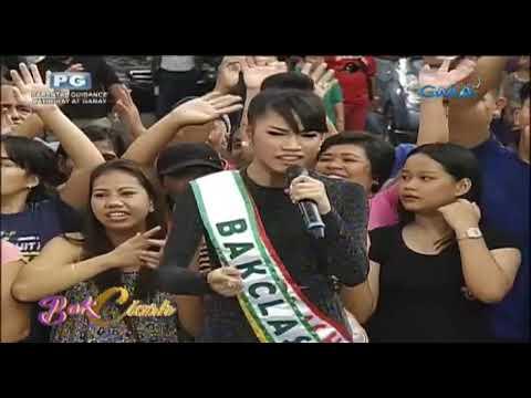 [2in1] Eat Bulaga Bakclash - December 5 2018 Juan for all All for Juan