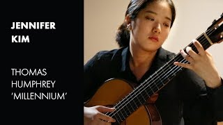 "Scarlatti ""Sonata K32/L423"" played by Jennifer Kim on a Thomas Humphrey ""Millennium"""