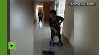 La femme de ménage du futur?