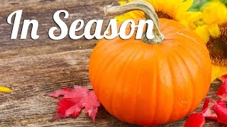 3 Delicious Pumpkin Recipes | In Season