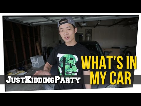 What's In My Car ft. Brandon
