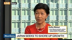 Japan's Fiscal Reform Measures Will Hold Off Recession: Goldman Sachs's Matsui