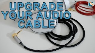 Gotor 3.5mm Professional Stereo Audio Cable Review - sponsored
