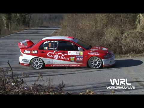 Видео, 4 Rally Colli del Grignolino 2016 Show e Mistakes