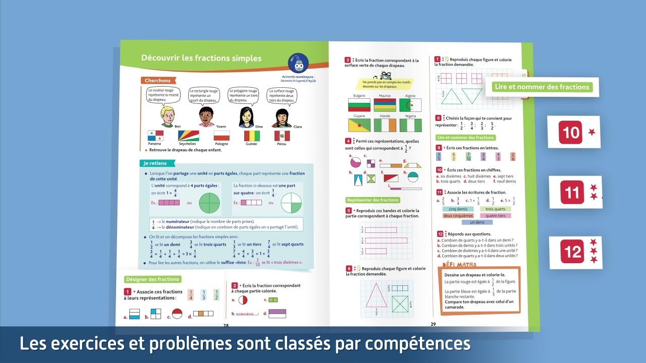 Manuel Outils Pour Les Maths Cm1 Youtube