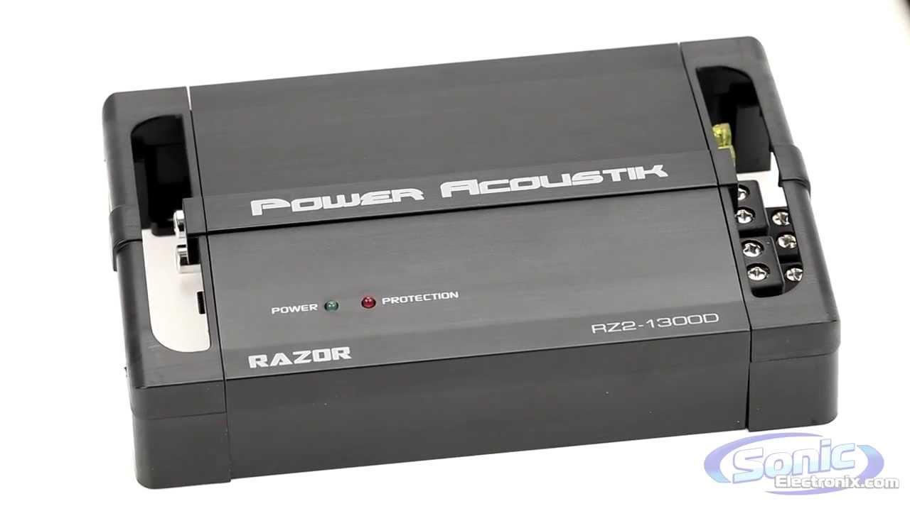 Power Acoustik Rzr1-2500D Wiring Diagram from i.ytimg.com