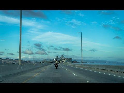 13-18 San Francisco Bay Area #2: US-101 North to I-580 East