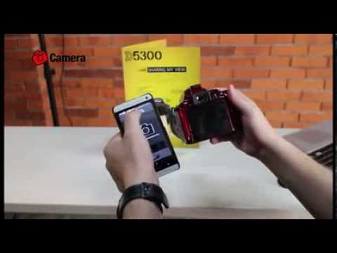NIKON D5300 REVIEWED by camera.co.id - wifi feature