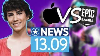 Urteil im Fall Apple vs. Epic: Darf Fortnite jetzt zurück? - News