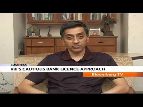 "In Business- ""RBI's Caution On Licences Well-Warranted"""