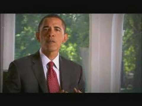 """Barack Obama Ad - """"Mother"""""""