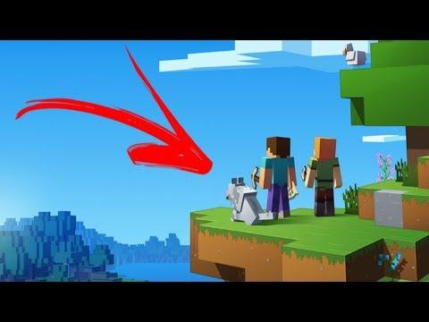 JOGANDO COM A TEXTURA OFICIAL DA MOJANG?! - (Minecraft)