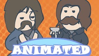 Repeat youtube video A fine day for Mayoring - Game Grumps Animated
