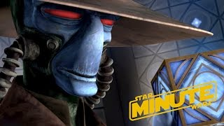 cad bane canon star wars minute