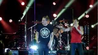 Die Toten Hosen feat. Kraftklub - Opelgang Live in Chemnitz 09.12.2012